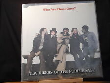 New Riders Of The Purple Sage - Who Are Those Guys?