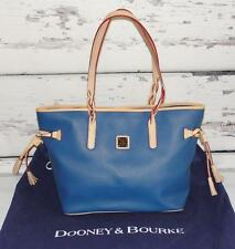 DOONEY & BOURKE~NWOT~EXTRA-LARGE~BLUE *BAILEY* CARRY-ALL SHOPPERS TOTE  BAG