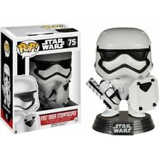 Funko Pop Vinyl Bobble-head Figure Star Wars EP 7 First Order Stormtrooper 75