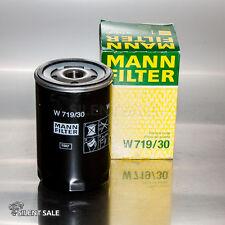 1x original hombre-filtro filtro aceite W 719/30 audi a4 seat exeo vw golf skoda superb