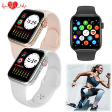 Touch Screen Smart Watch Heart Rate Bracelet for iPhone Samsung S10e S10 S9 S8 +