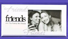 """FRIENDS Photo Frame 6""""x 4"""" 15 x 10 Cm friends are the family we choose(free wrap"""