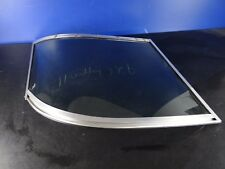 Driver Side Front Window for 1992 Chaparral 1900 SL Sport Boat Starboard