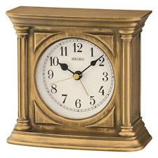 Orologi e sveglie da casa in plastica oro