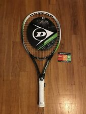"New Dunlop Biomimetic M 4.0 Junior Tennis Racquet 4"" with Dampner"