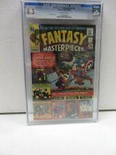 Fantasy Masterpieces #4 CGC Universal Grade 8.5