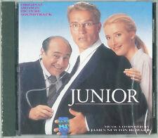 Junior James Newton Howard OST Film Score CD 1994 Factory Sealed!