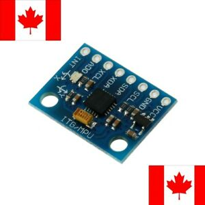 MPU-6050 6-Axis 6DOF Gyroscope and Accelerometer GY-521 Module Board for Arduino