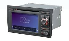 Autoradio GPS/DVD/NAVI/SAT NAV/BLUETOOTH/IPOD/RADIO/USB AUDI A4/S4/RS4 AS-8604