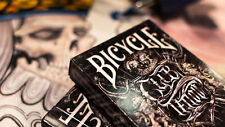 CLUB TATTOO Deck Bicycle Playing Cards games collectible unique artwork design
