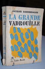 LA GRANDE VADROUILLE 1956 La table ronde