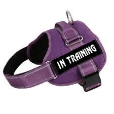 Large Dog Harness Pet Control Adjustable Reflective Collar Soft Vest Size XXL XL