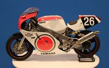 Fujimi 1/12 Model Bike Kit Team Lucky Strike Yamaha Roberts YZF750 Suzuka 8Hr'87