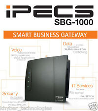LG-Ericsson iPECS SBG-1000 System  New in Box (Tax Invoice GST Inclusive)