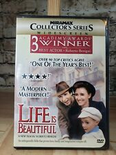 Life is Beautiful - Dvd - widescreen / excellent condition!