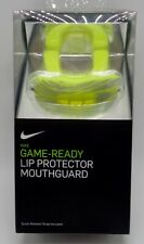 Nike Game Ready Lip Protector Mouthguard Volt/White Adult