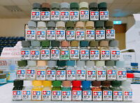 Tamiya Color Enamel Paint Flat 80301-80385 XF-1 to XF-85 (10ml) multiple choice