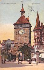 Br55253 Konstanz a bodensee schnetztorturm germany