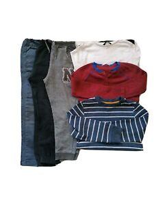 Boys selection of clothe Bundle, T-shirt , Jeans, Sweatshirt, jogger, 7-8 Years