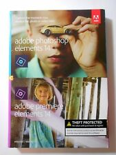 Adobe Photoshop & Premiere Elements 14 For Wins/Mac NEW SEALED!