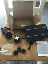 Solar Powered Pump Small New