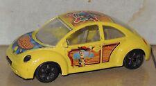 Burago VW New Beetle BUG Toy Story Woody Pixar Disney Collection 1:43 Italy