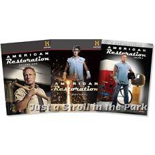 American Restoration TV Series Complete Volumes 1 2 3 DVD Boxed Set Season NEW!