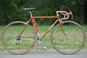 """BICI """"WILIER Triestina Ramata"""" TEAM MECAP HOONVED CAMPAGNOLO RECORD 70s EROICA"""