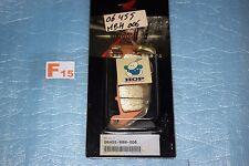 2 plaquettes de frein d'origine HONDA VT 1100 SHADOW C3 1998/2002 06455-MBH-006