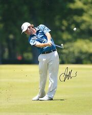 Spencer Levin signed 8x10 Pga photo with Coa A