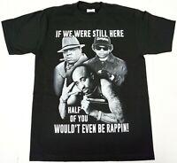 RAP KINGS T-shirt Tupac Shakur 2Pac Biggie Smalls EazyE Men's Tee New