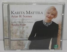 685738578528 Karita Mattila Arias & Scenes London Philharmonic Yutaka Sado CD