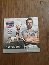 22 Minute Hard Corps Beachbody Battle Buddy Workout Dvd Good Condition