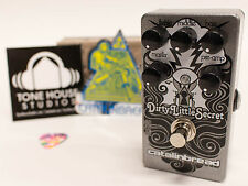 NEW Catalinbread Dirty Little Secret Overdrive OD Marshall Guitar Effect Pedal