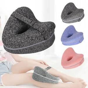 Kniekissen Seitenschläfer Schlafkissen Beinkissen Schwangerschaft Memory Kissen
