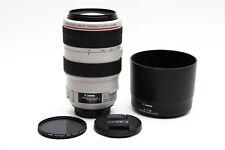 Canon 70-300mm 70-300 f/4-5.6L L f4 IS USM Image Stabilizer - SHARP! (USA)