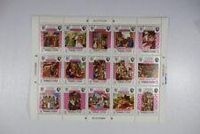 B2 Jemen-N. (Königreich) 678-692A Kleinbogen postfrisch