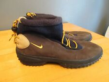 Nike ACG Brown Suede ankle boots/ Booties mens sz 8 ..RARE, UNIQUE