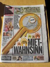 BamS Lily Collins Dirk Nowitzki U2 Heidi Klum Katrin Sass Lucien Favre M Hummels