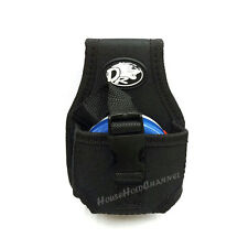 Measuring tape pouch holder