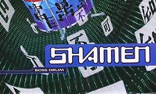 SHAMEN 1992 BOSS DRUM SQUARE PROMO POSTER