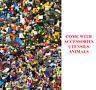 Lego Town City Castle Minifigures w/ Accessories Animals Random Lot of 5