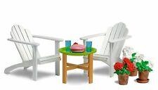 LUNDBY™ smaland 60.3044 Gartenmöbel für Puppenhaus in 1:18