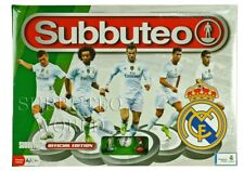 SUBBUTEO PLAYSET REAL MADRID OFFICIAL UEFA CHAMPIONS LEAGUE CALCIO TAVOLO HASBRO