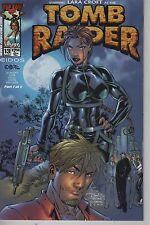 Lara Croft Tomb Raider #13 comic book movie
