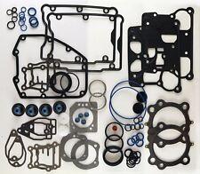 USA MADE Complete Motor Gasket Kit For Harley Davidson Twin Cam 88 CI Engines