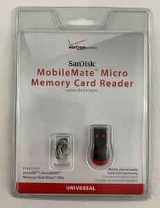 Verizon SanDisk Mobile Mate Micro, Memory Card Reader
