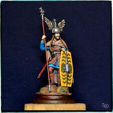 Tin Soldier 54 mm, Celtic Chieftain, Hand Painted, 1/32, Time Machine Miniatures