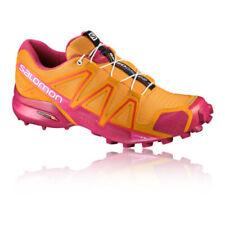 Scarpe da ginnastica multicolore Salomon con stringhe per donna