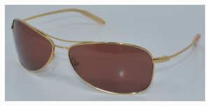NEW AUTHENTIC SUNGLASSES MOSLEY TRIBES MARQUEZ G GOLD / JAVA  VFX  POLARIZED